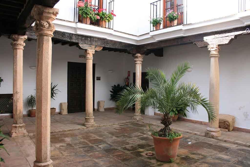 Der Mondragon Palast in Ronda