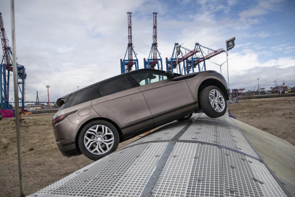 Range Rover Evoque Foto: Land Rover