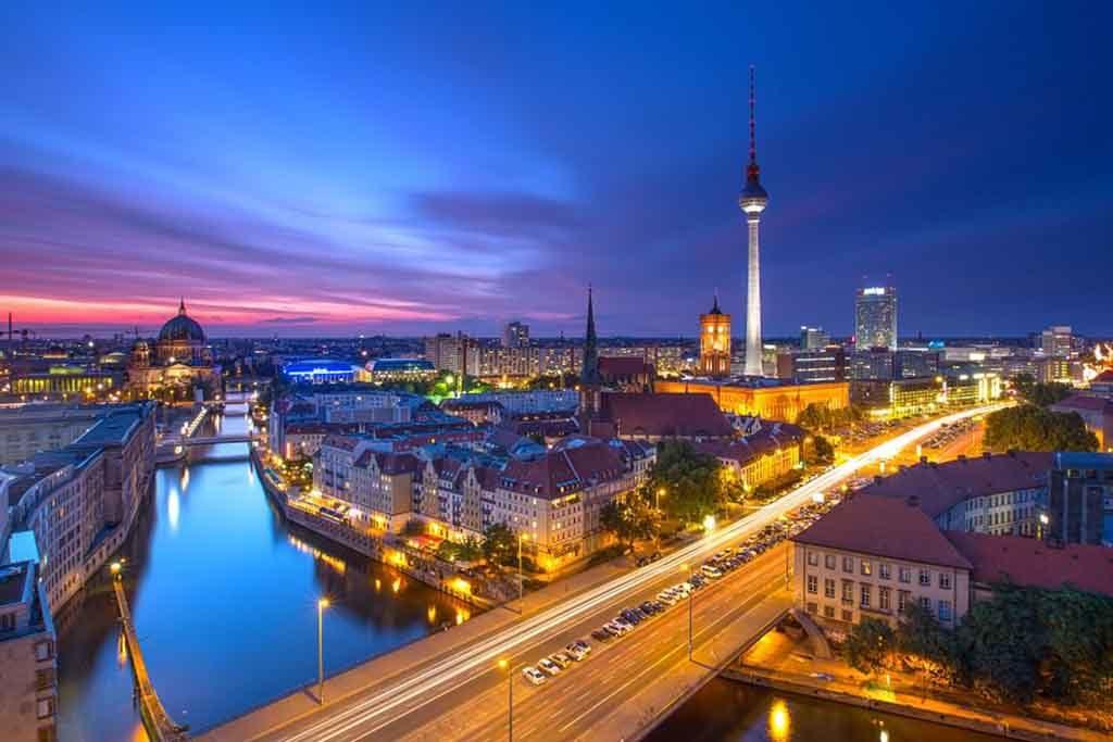 Berlin zählt zu den beliebtesten Städten in Deutschland