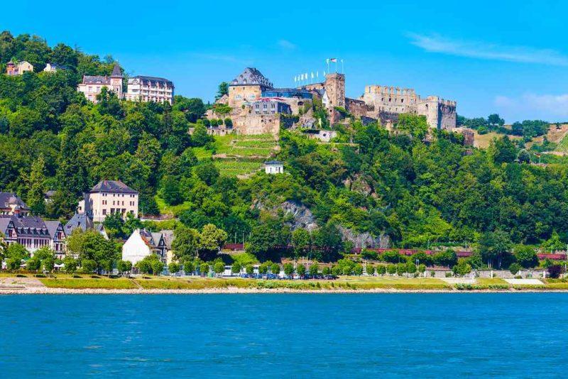 Burg Rheinfels über Sankt Goar