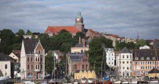 Flensburg ist die drittgrößte Stadt Schleswig-Holstein