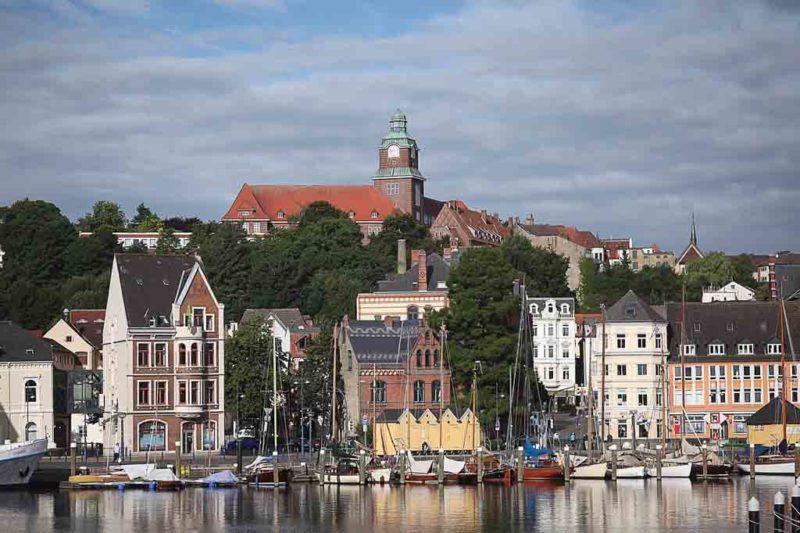 Flensburg gilt als die nördlichste Stadt Deutschlands