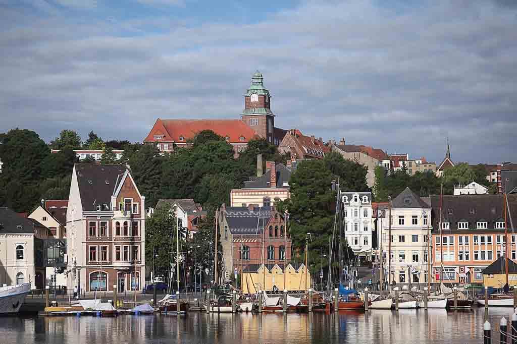 Flensburg Deutschland Sehenswürdigkeiten