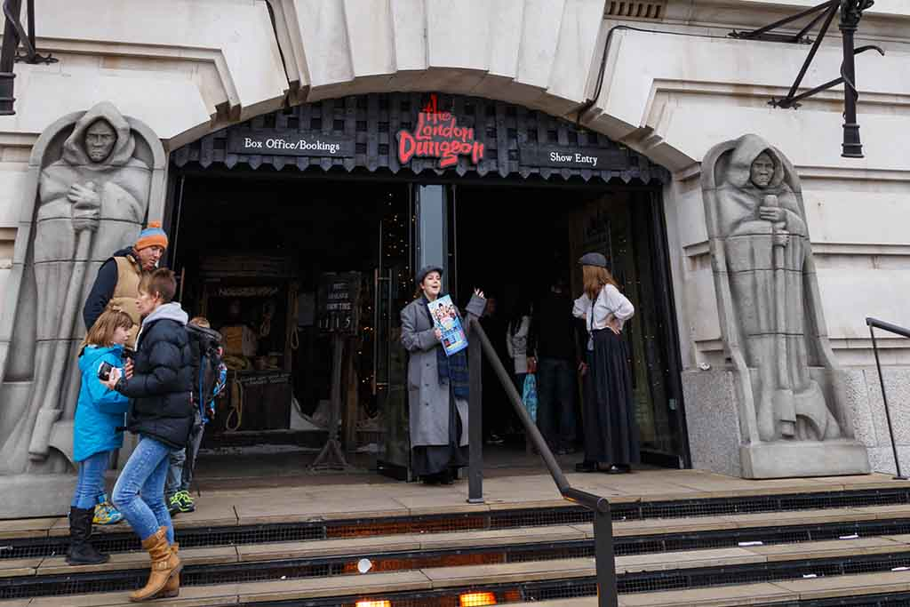 London Dungeon