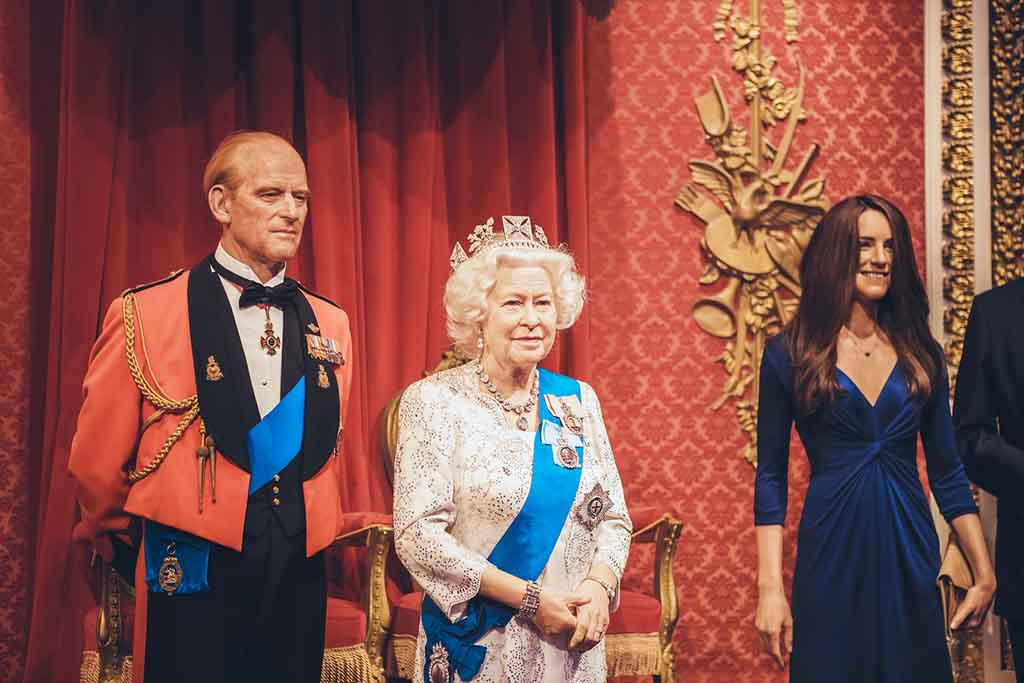 Madame Tussauds in London, United Kingdom