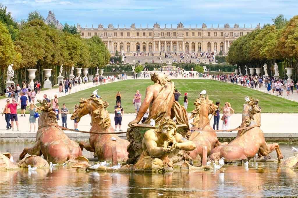 Schloss von Versailles, Paris