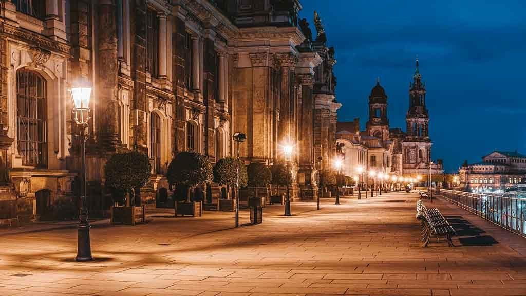 Dresden hat unendlich viele Sehenswürdigkeiten