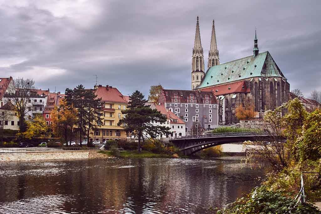 Görlitz ist die östlichste Stadt Deutschlands