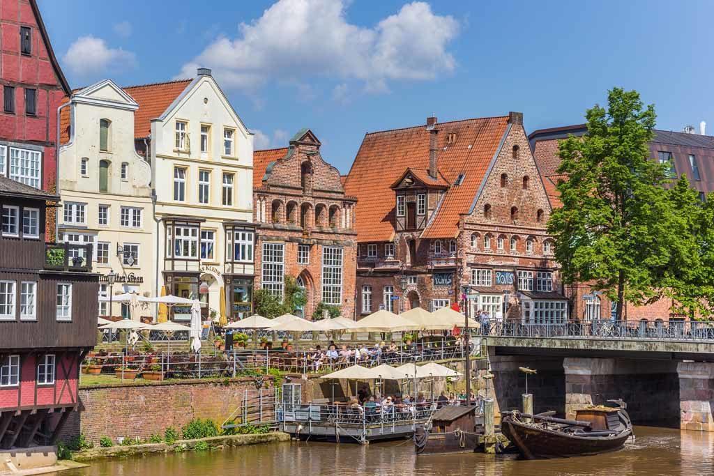 Lüneburg an der Ilmanu