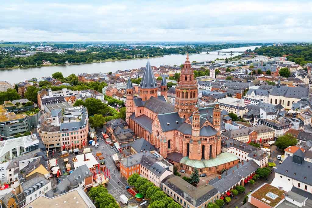 Für viele ist Mainz die schönste deutsche Stadt am Rhein