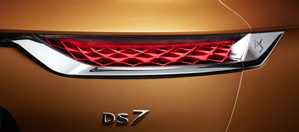 DS 7 Crossback Foto: DS Automobiles Kommunikation