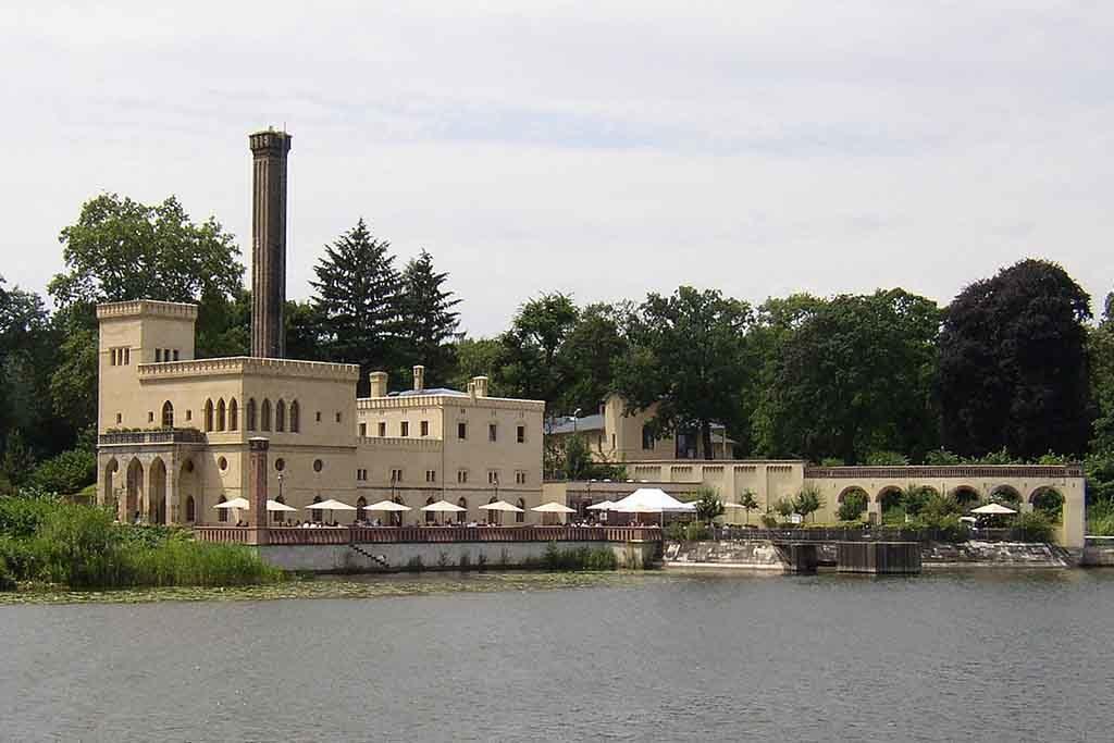 Die alte Meierei in Potsdam