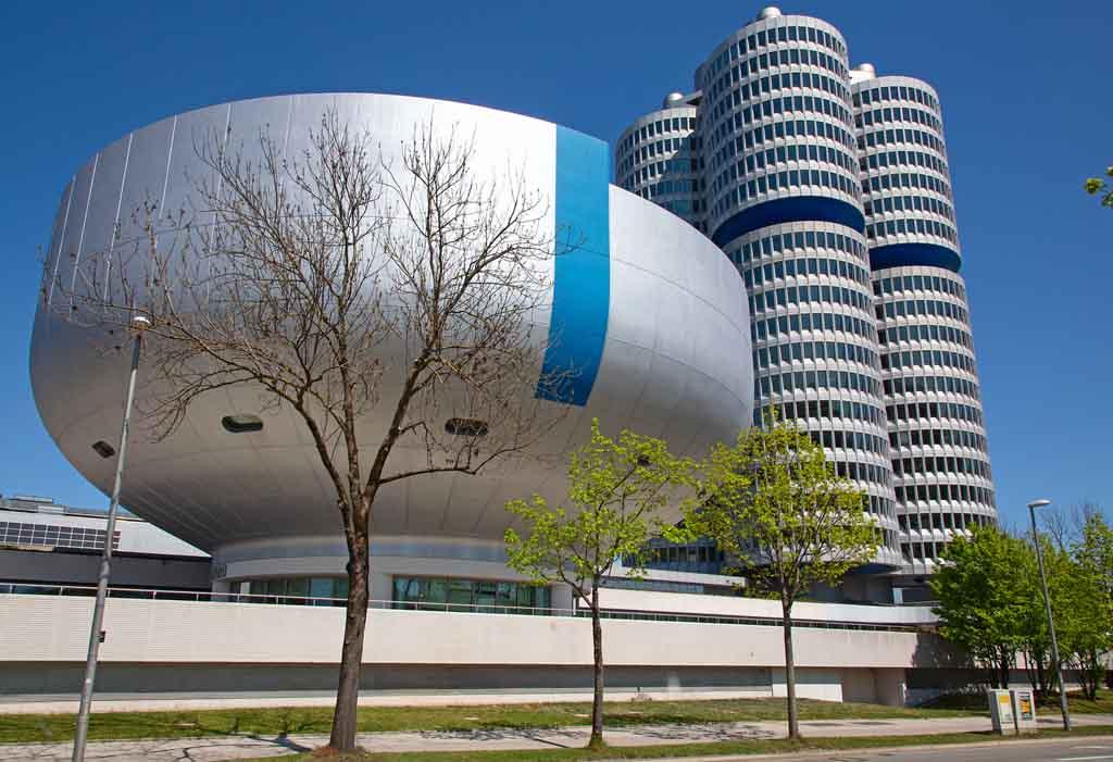 BMW Museum, München