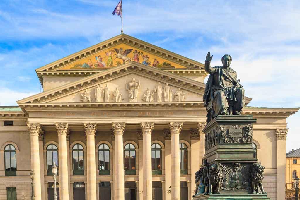 Bayerische Staatsoper, München