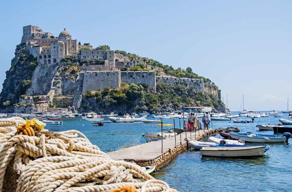 Ischia, Italien