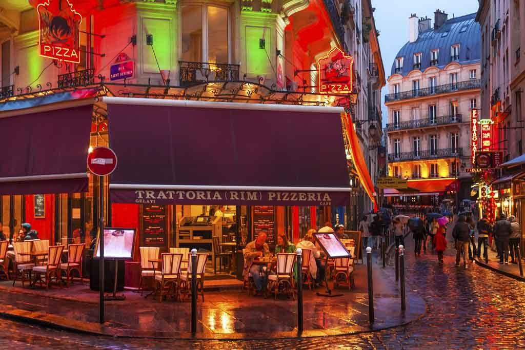 Quarter Latin, Paris