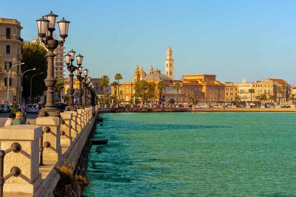 Bari, Italien