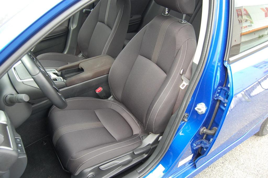 Honda Civic 1.5 Elegance Foto: F. Moritz