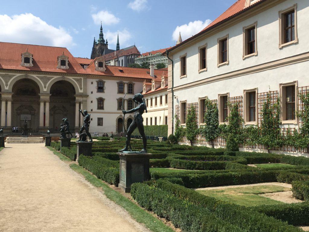 Impression im Wallenstein Garten Foto: F. Moritz