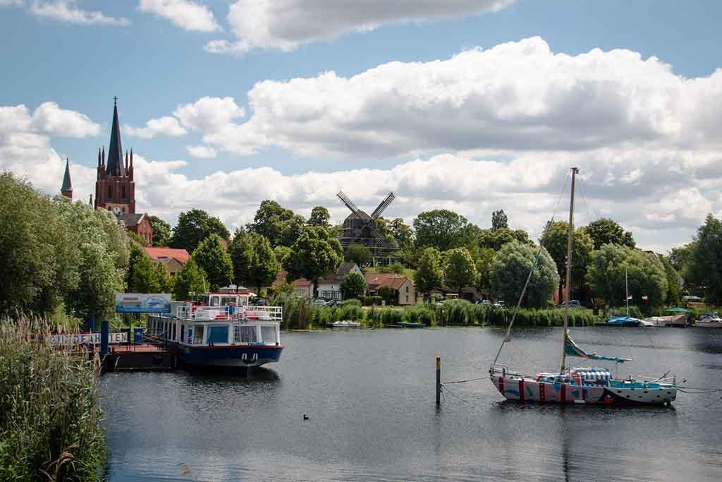 Ein weiterer toller Ausflugstipp von Potsdam: Zur Baumblüte nach Werder