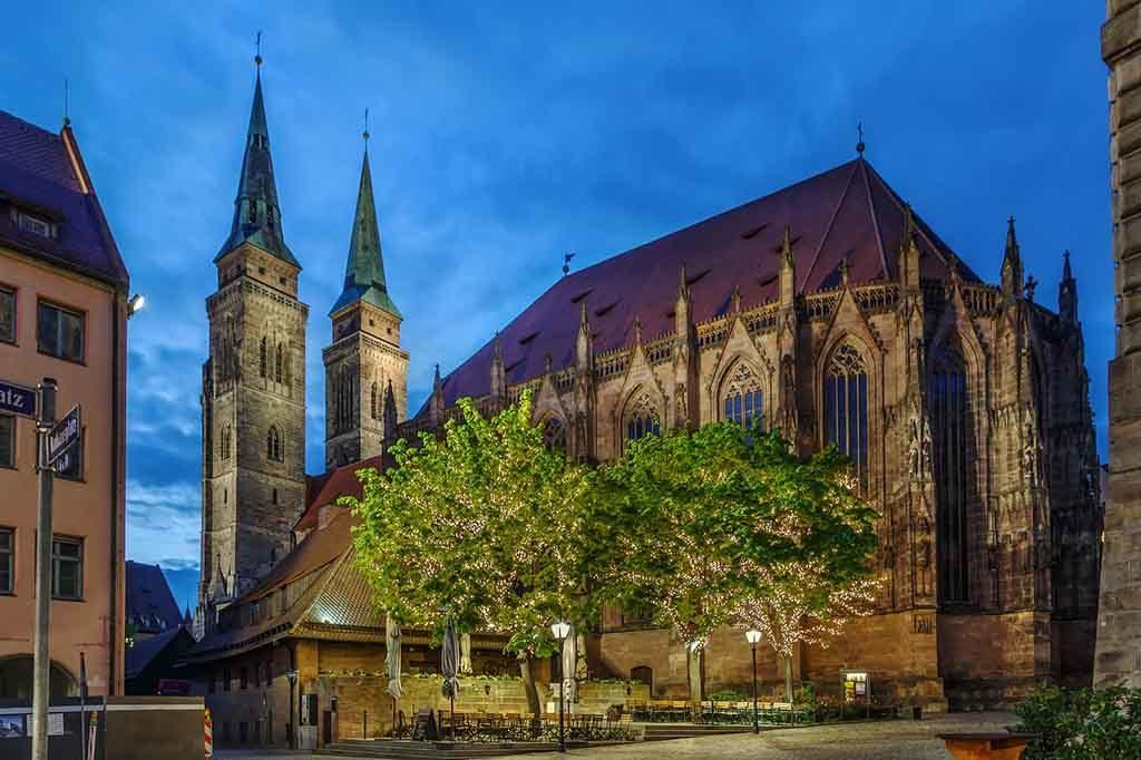 Kirche St. Sebald in Nürnberg