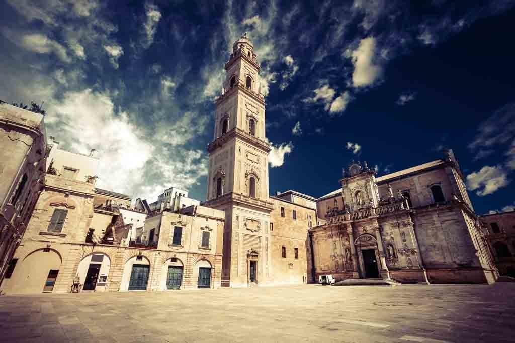 Die Basilica di Santa Croce in Lecce