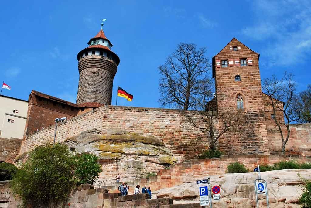 Nürnbergs Stadtmauer