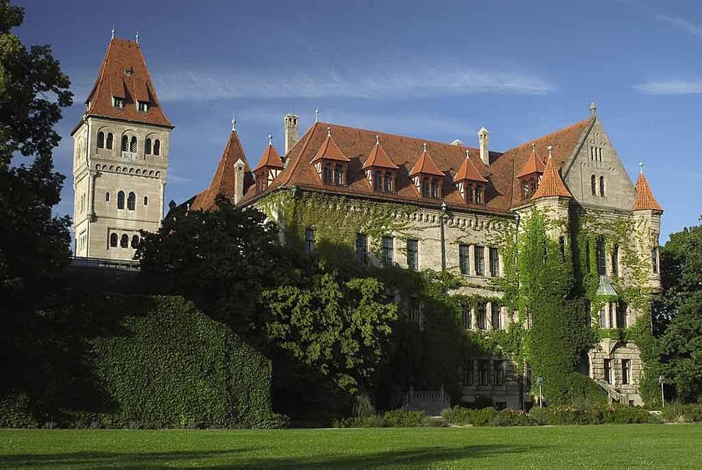 Das Faberschloss in Nürnberg