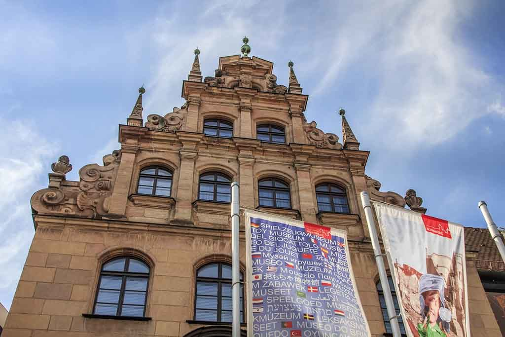 Das Nürnberger Spielzeugmuseum