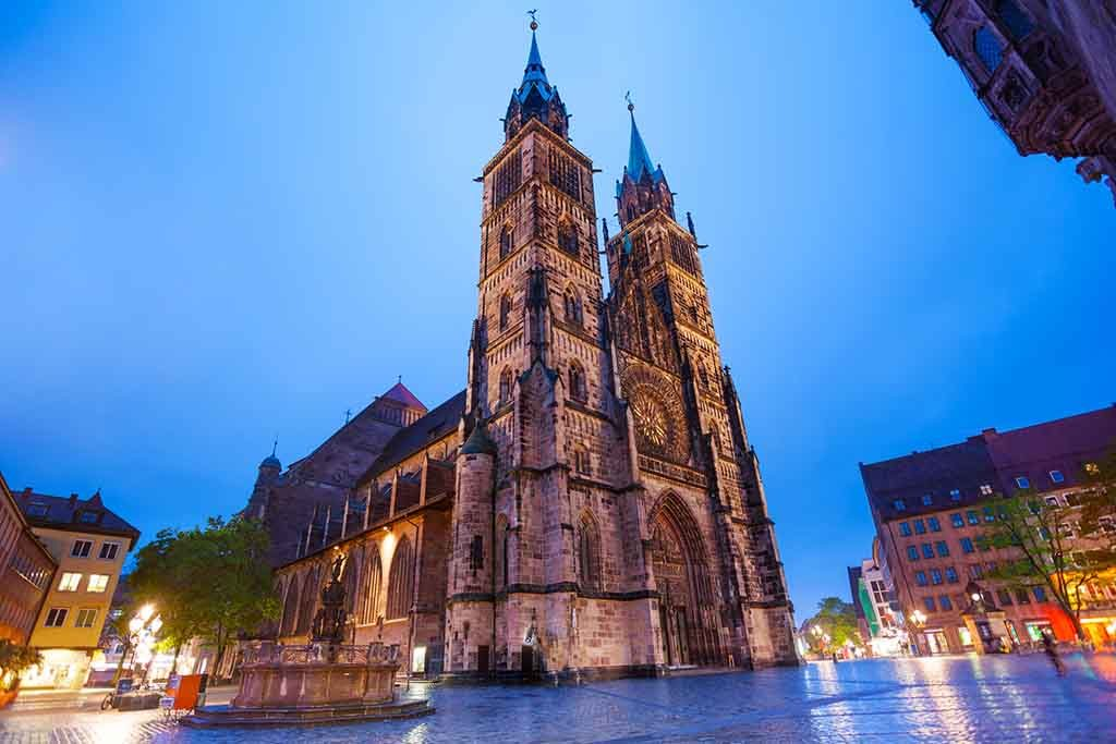 Lorenzkirche, Nürnberg