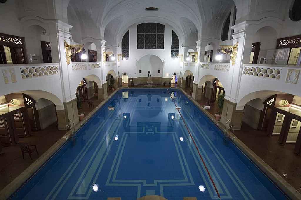 Müllersches Volksbad, Badehaus in München