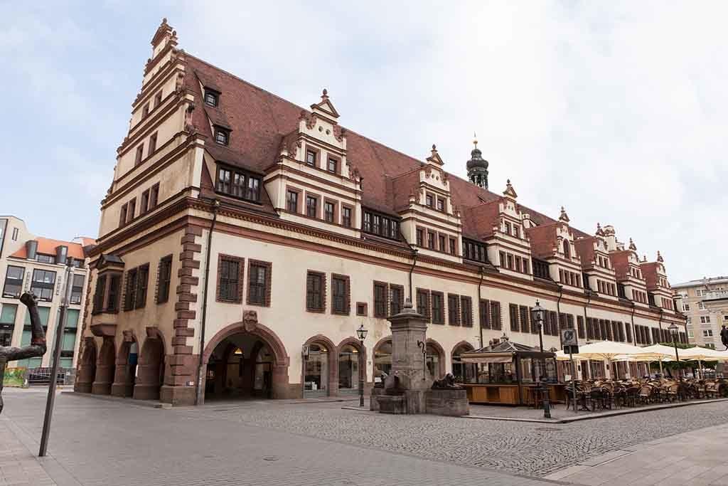 Rathaus, Leipzig