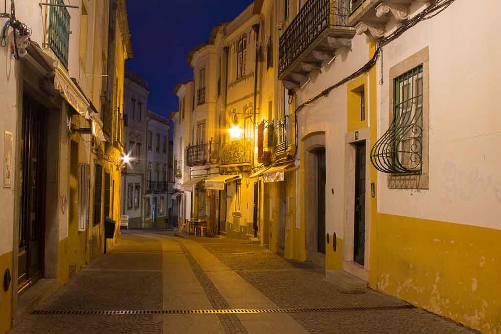 Evora in Portugal