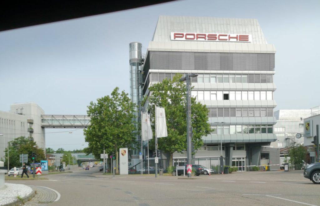 Porsche Boxster 718 Foto: S. Moritz