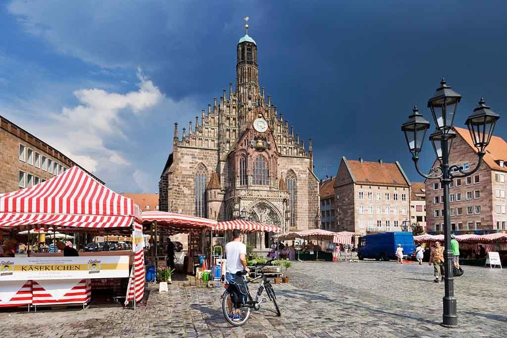 Hauptmarkt, Nürnberg