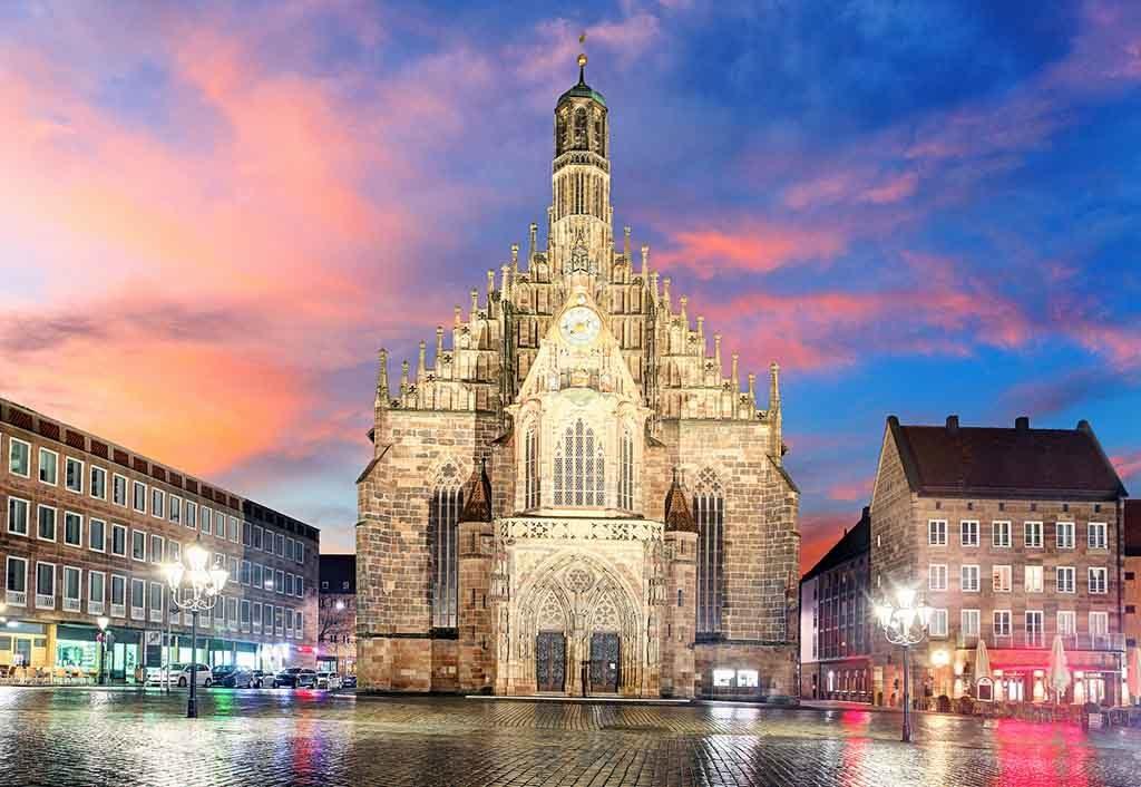 Frauenkirche, Nürnberg