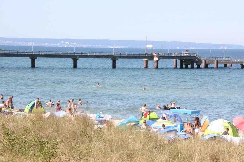 Seebrücke, Göhren