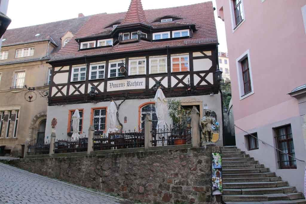 Restaurant Vincenz Richter, Meißen