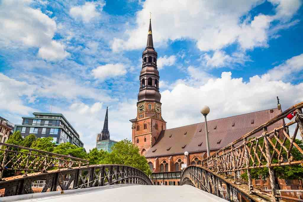 Die Hauptkirche St. Michaelis Norddeutschlands berühmteste Barockkirche