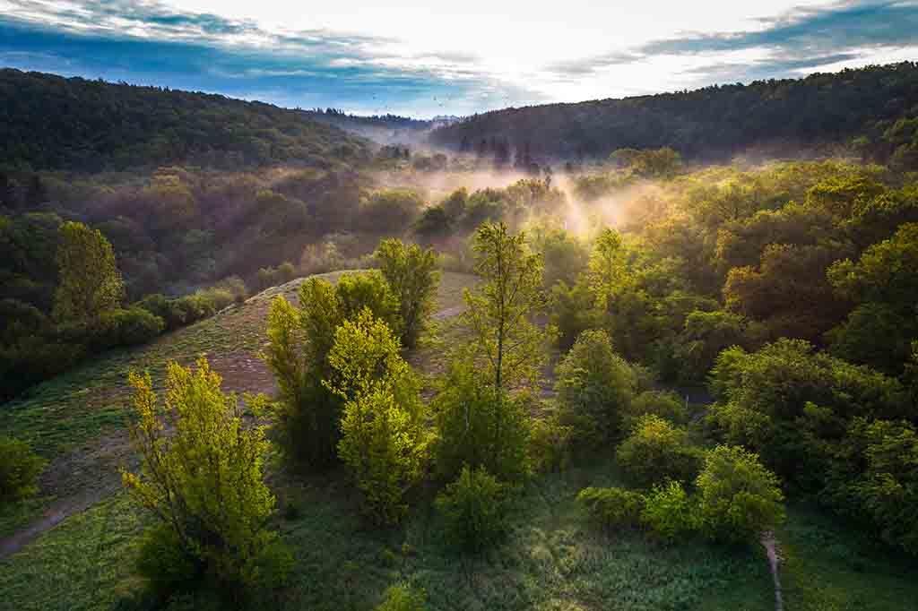 Nationalpark Böhmerwald, Tschechien