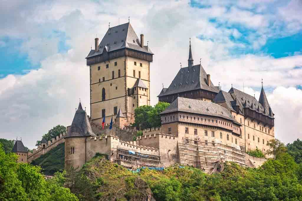 Schloss Karlstein, Tschechien
