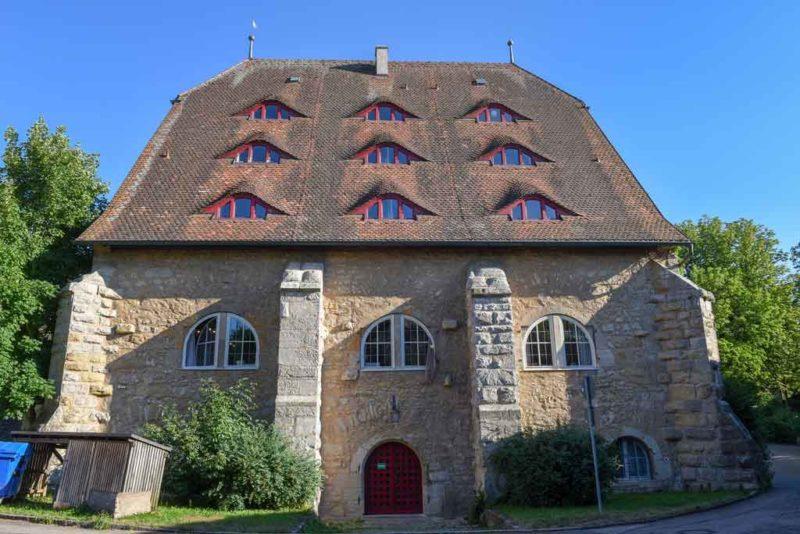 In der Jugendherberge Rossmühle ist Raum für 120 Betten