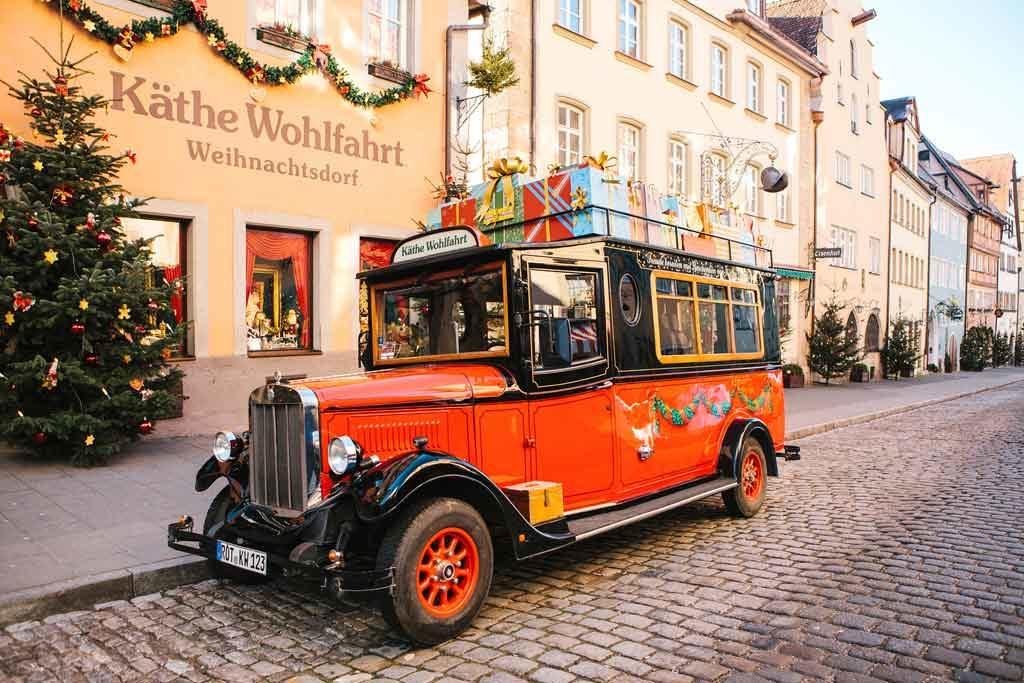 Käthe Wohlfahrts Weihnachtsmuseum in Rothenburg
