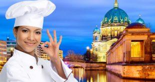 In Berlin gibt es über 250 vegetarische und vegane Restaurants