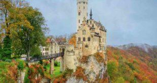 Schloss Lichtenstein in Baden-Württemberg
