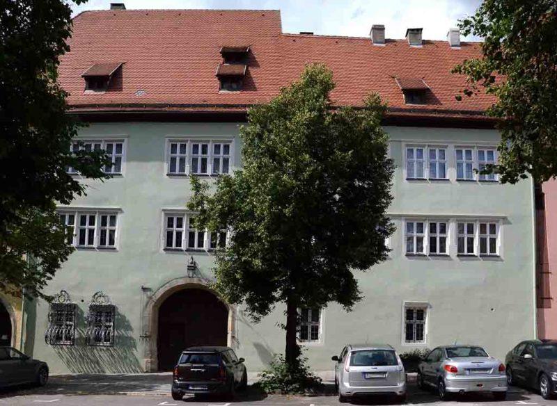 Staudthof in Rothenburg ob der Tauber