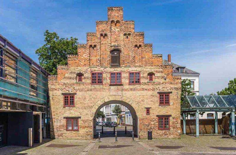 Das Nordertor ist letzte erhaltene Stadttor von Flensburg