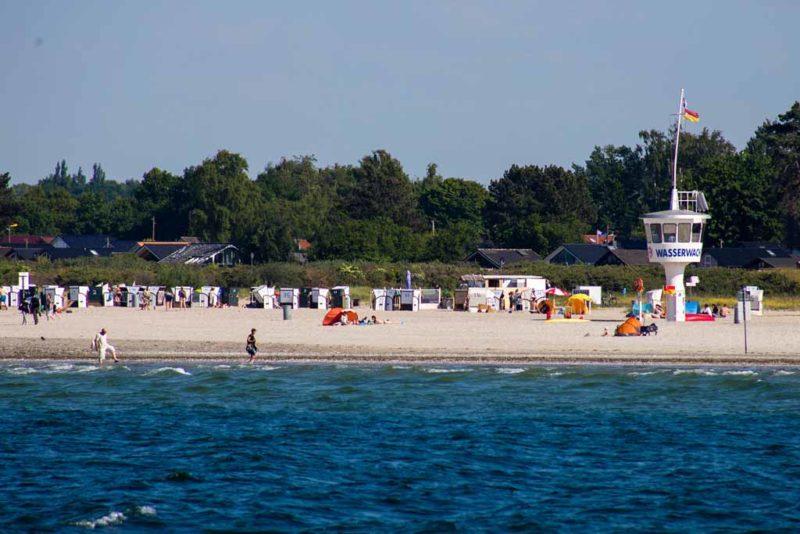 Strand am Priwall Lübeck Travemünd