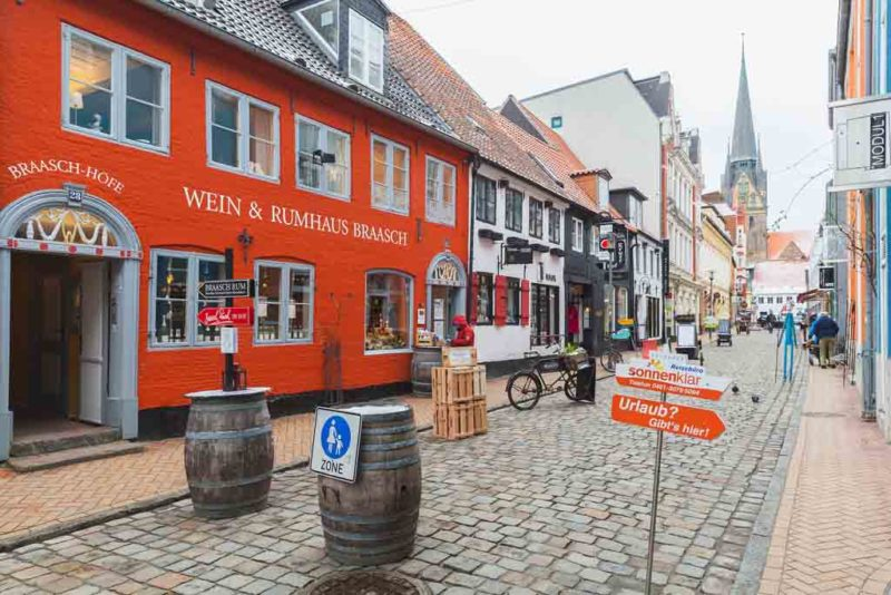 Die Geschichte von Flensburgs Rumhandel ist im Rum-Museum dokumentiert