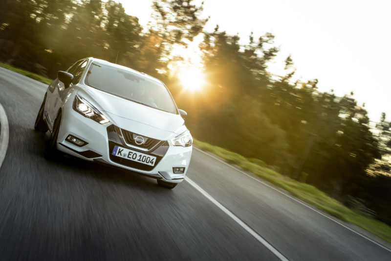 Nissan Micra Foto: NISSAN